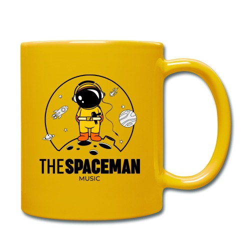 The Spaceman Music Official Shirt - Tazza monocolore