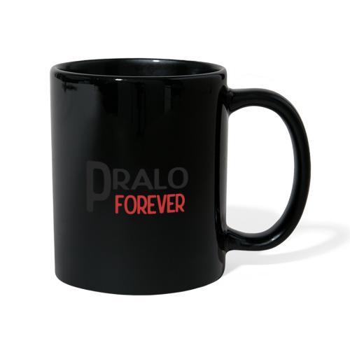 pralo forever noir et rouge - Mug uni