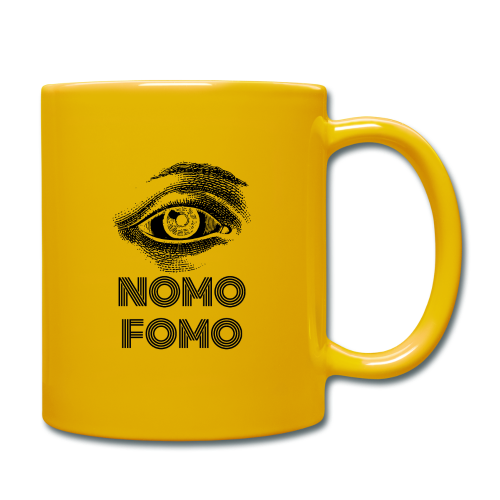 NOMO FOMO - Full Colour Mug