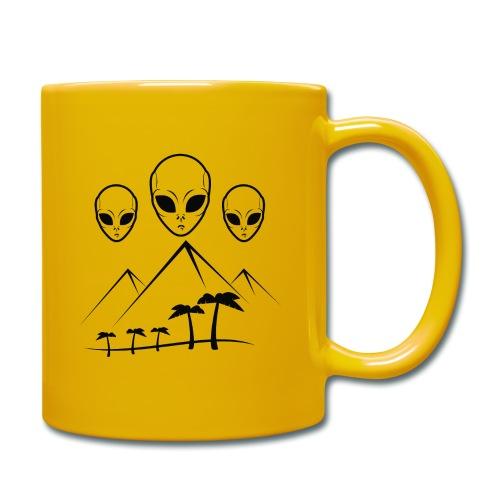 Pyramides & Extraterrestres - Mug uni