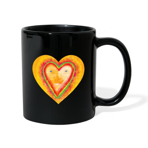 Heartface - Full Colour Mug
