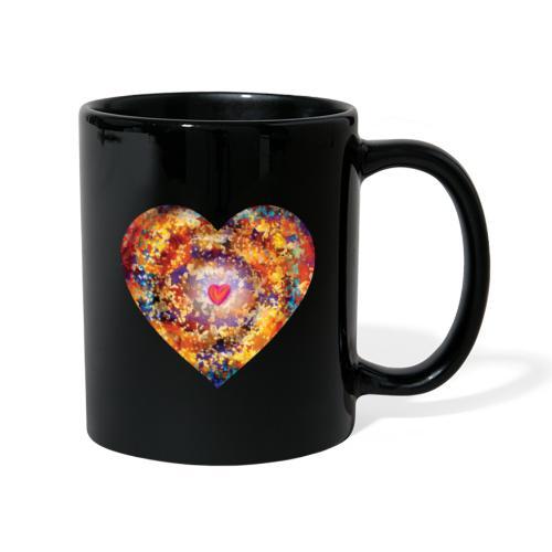 A small big heart of love - Full Colour Mug