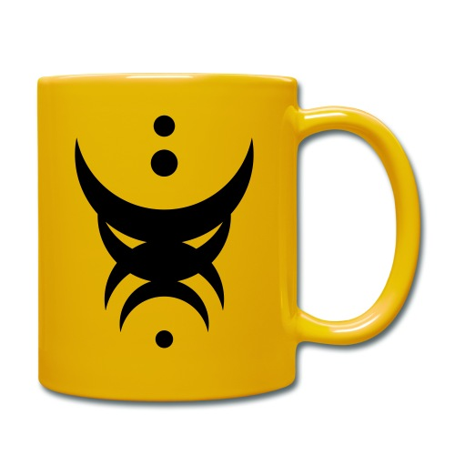 Mask 1 - Tasse einfarbig
