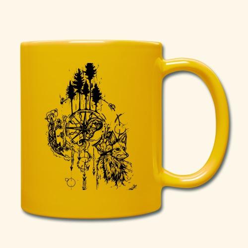 renard nature - Mug uni