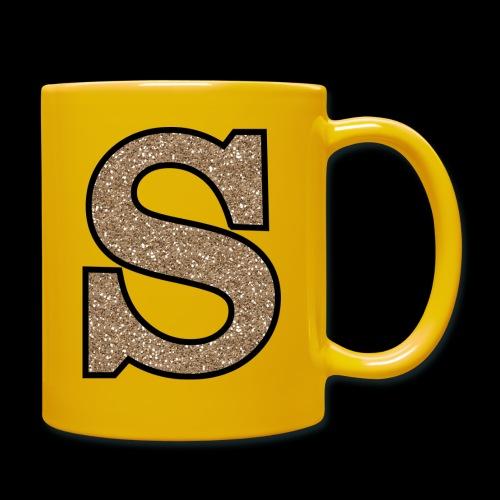 Girls S For Sonnit Golden Sparkle - Full Colour Mug