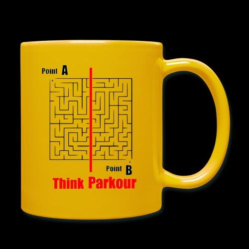 maze - Full Colour Mug