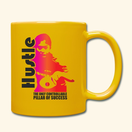 The only Controllable Pillar of Success - Tasse einfarbig
