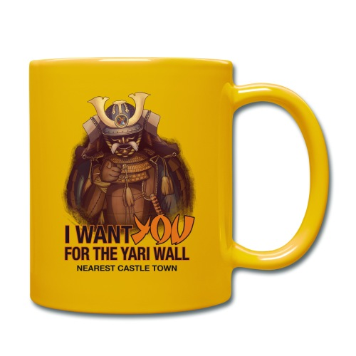 I FOR YOU FOR THE YARI WALL ACCESSORIES - Full Colour Mug