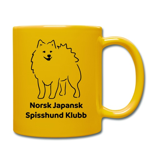 NJSK - Full Colour Mug