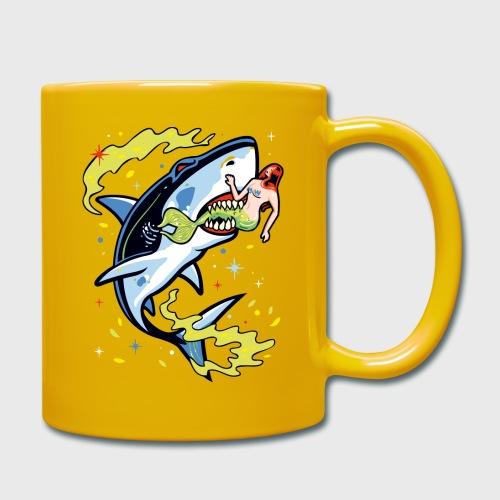 Requin mangeur de sirène - Mug uni