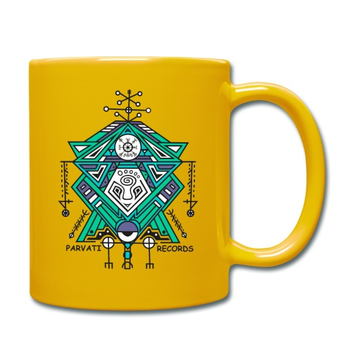 Parvati Records Vegvísir - Full Colour Mug