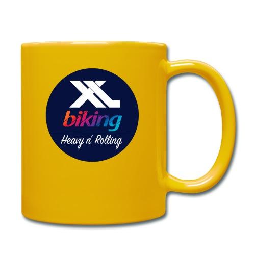 XL Biking - Enfärgad mugg
