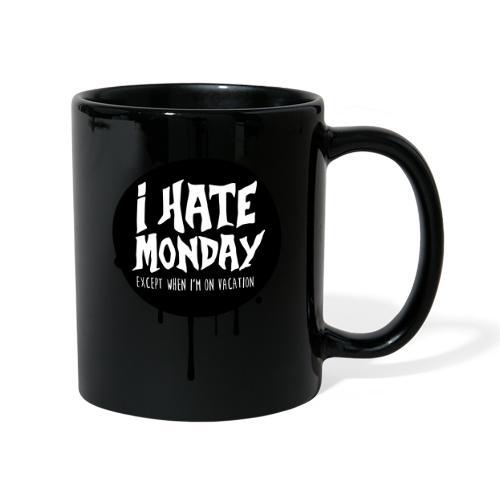 je déteste le lundi - Mug uni