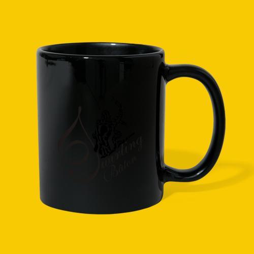 twirling b 2 - Mug uni