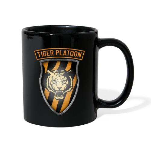 Tiger Patch and Tiger Shield - Full Colour Mug