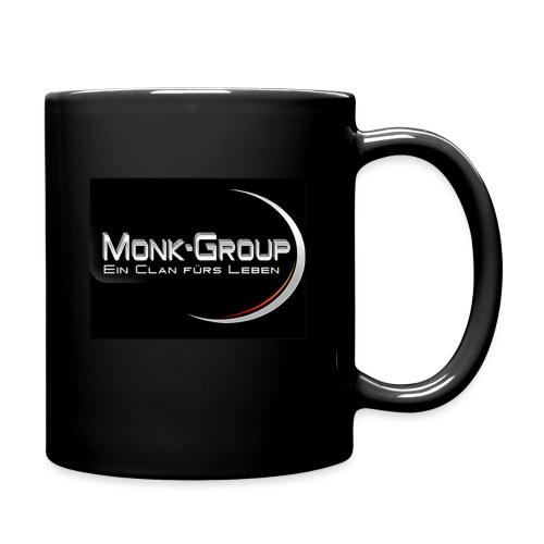 monk group bild vergrößer - Tasse einfarbig