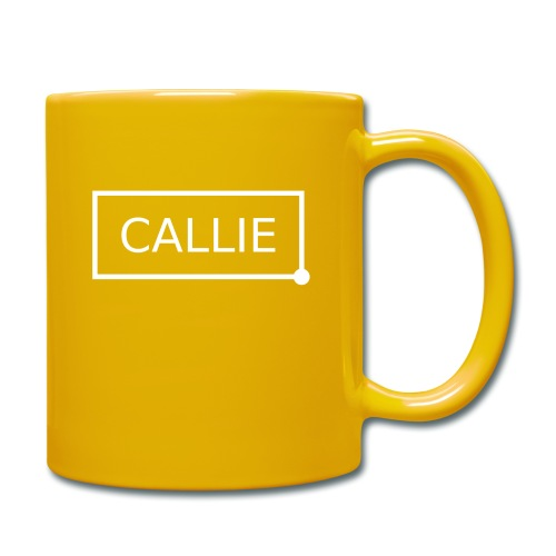 Callie. white - Mok uni