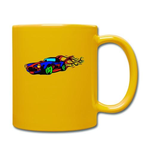 auto fahrzeug tuning - Tasse einfarbig