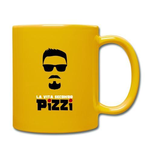 new logo la vita secondo pizzi no back png - Tazza monocolore