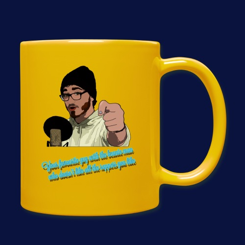 Your Favourite Beanie Man - Full Colour Mug