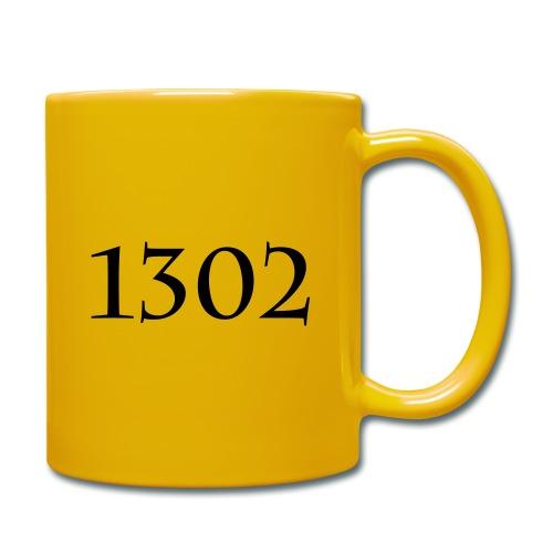 1302 - Tasse einfarbig