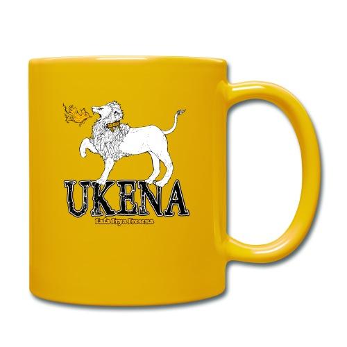 Ostfriesland Häuptlinge Ukena - Tasse einfarbig
