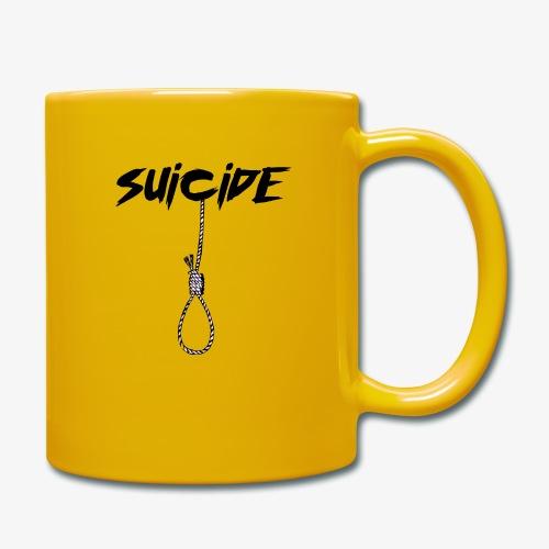 SUICIDE - Tazza monocolore