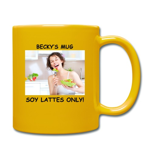Becky's Mug - Full Colour Mug