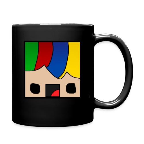 ProfSaurusCartoon - Tasse einfarbig
