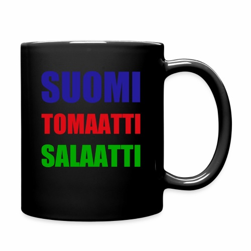 SUOMI SALAATTI tomater - Ensfarget kopp