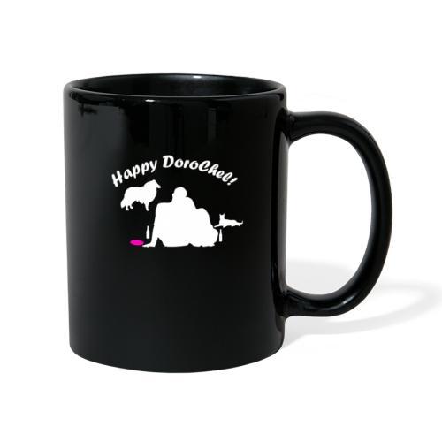 Happy Dark New - Tasse einfarbig