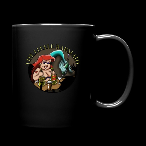 The Little Barmaid - Full Colour Mug