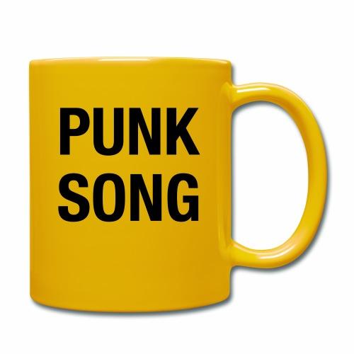 PUNK SONG - Full Colour Mug