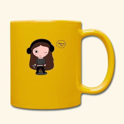 tee-shirt dessin Fan art - Mug uni