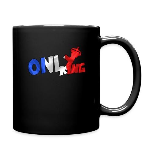 Logo ONLY KING edition francaise - Mug uni