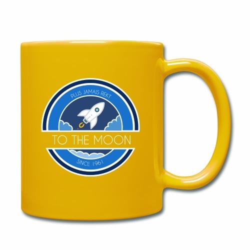 CryptoLoco - To the MOON ! - Mug uni