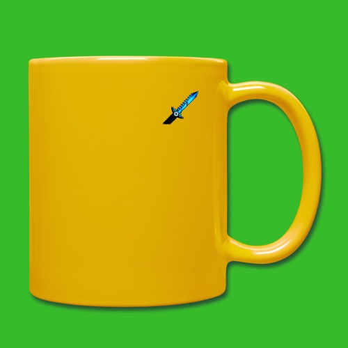 diamond sword 2 png - Full Colour Mug