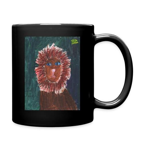 Lion T-Shirt By Isla - Full Colour Mug