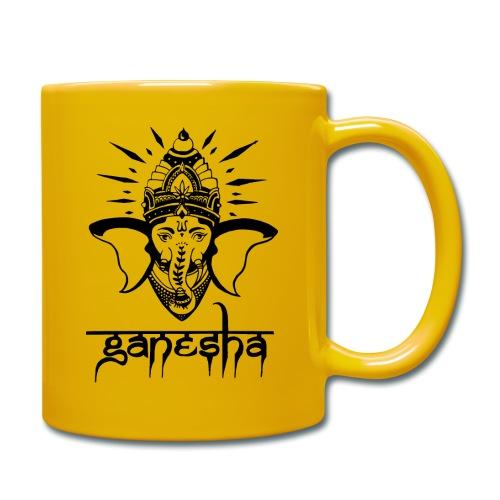 Ganesha - Tasse einfarbig