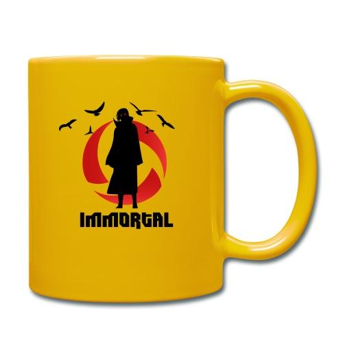 itachi immortal - Tasse einfarbig