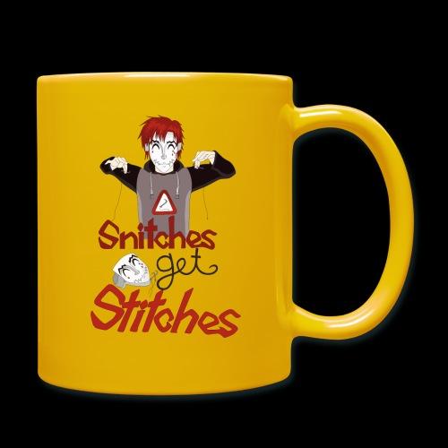 SGS Creepy Smile - Tasse einfarbig