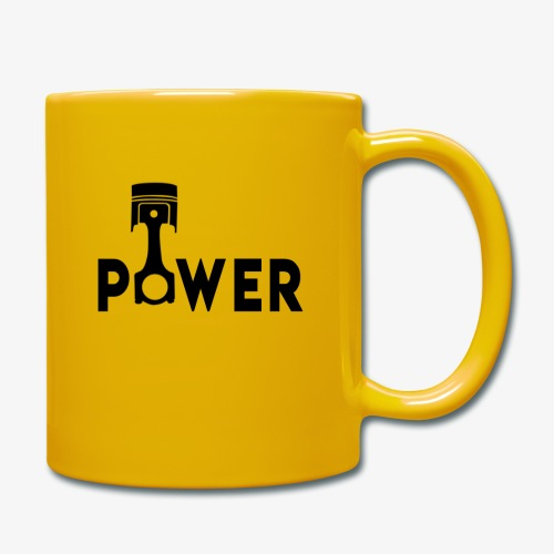 Power - Full Colour Mug