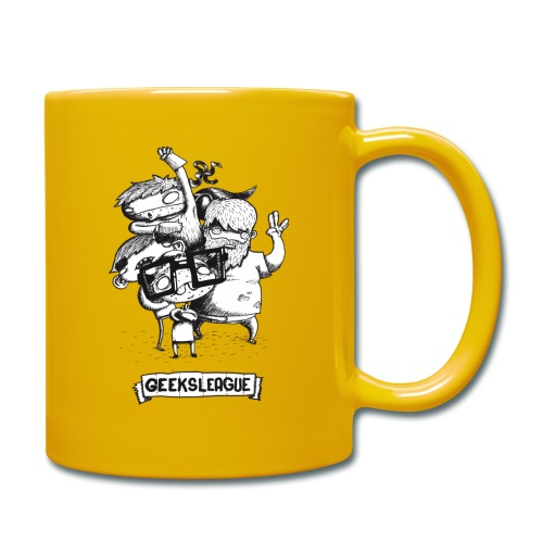 Illu Geeksleague - Mug uni