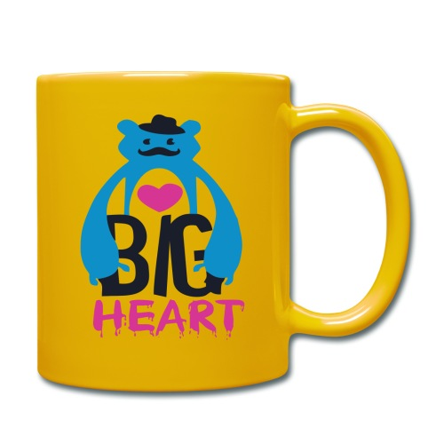 Big Heart Monster Hugs - Full Colour Mug