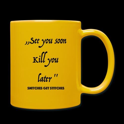 Haters - Tasse einfarbig