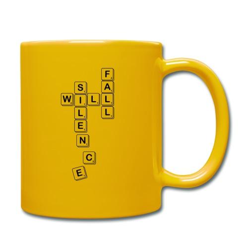 Silence Will Fall - Full Colour Mug