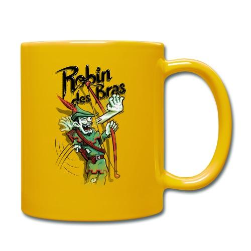 Robin des Bras - Full Colour Mug
