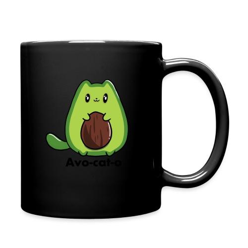 Gatto avocado - Avo - cat - o tutti i motivi - Tazza monocolore