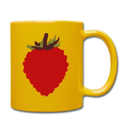 Wild Strawberry - Full Colour Mug