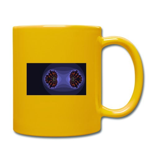 Fractal 0 - Full Colour Mug